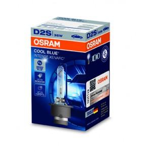 Osram Xenarc D2S Cool Blue Intense 6000K - 44,95 €
