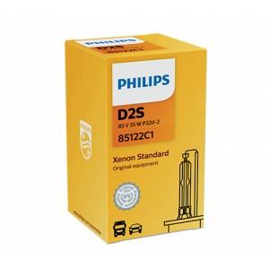 Ampoule Xénon Philips D2s 85122 - 39,95 €