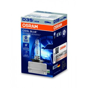 Osram Xenarc D3s CoolBlue Intense 66340CBI - 63,45 €
