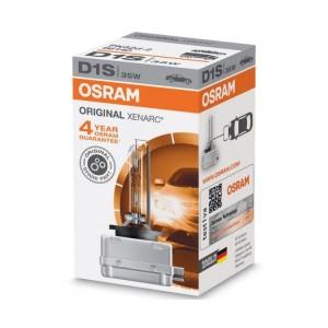 Osram Xenarc D1s 4 Year Guarantee - 48,95€