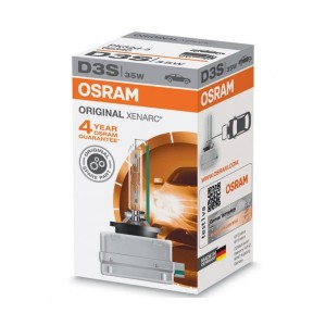 Osram Xenarc D3s 4 Year Guarantee  - 54,95 €