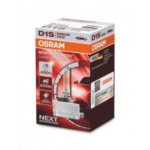 Osram D1S Night Breaker Laser +200% - 67,55 €