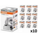 10X Ampoule Xénon Osram  D1s 66140CLC - 298,00 €