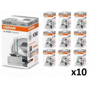 10x Ampoule Xénon Osram  D3s 66340CLC - 349,00 €