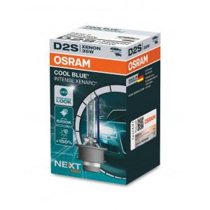 Osram D2S 66240CBN Cool Blue Intense +150% - 64,95 €